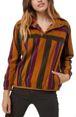 O'Neill Crescent Line Fleece Pullover