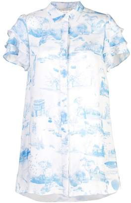 Alice + Olivia Alice+Olivia Jem shirt dress