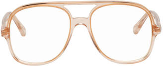 Chloé Pink Double Bridge Glasses