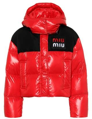 Miu Miu Puffer jacket