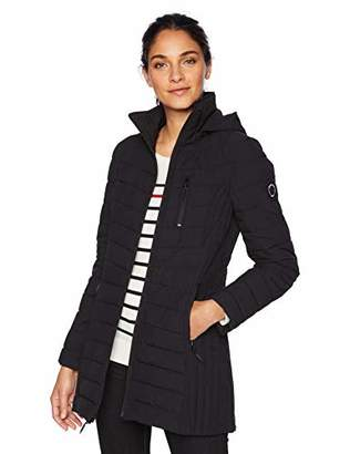 Nautica Women's Lightweight Stretch Jacket