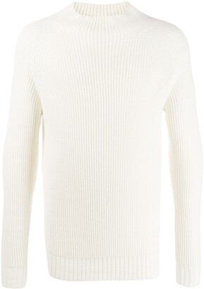 Aspesi long sleeve knit jumper