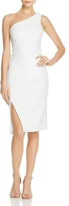 LIKELY Helena One-Shoulder Dress