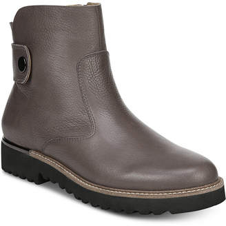 Franco Sarto Chevelle Ankle Zip Booties Women's Shoes