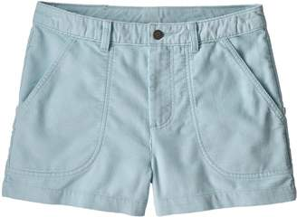 Patagonia Women's Cord Stand Up Shorts - 3""