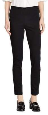 Lauren Ralph Lauren Petite Stretch Cotton Skinny Pants