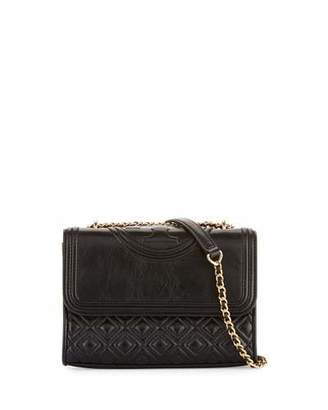 Tory Burch Fleming Small Convertible Shoulder Bag $450 thestylecure.com