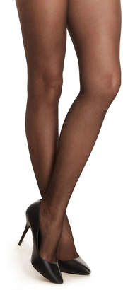Berkshire Sexyhose Black Lace Waist Tights