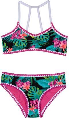 Gossip Girl Tropical Escape Two-Piece Swimsuit