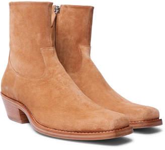 Calvin Klein Western Tod Suede Boots