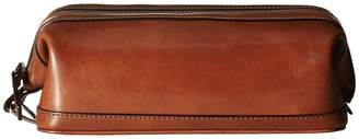 Bosca Old Leather Collection - 10 Zipper Utilikit Wallet