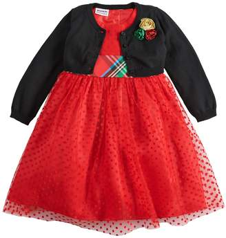 1d7164ffd Rosette Cardigan For Girls - ShopStyle