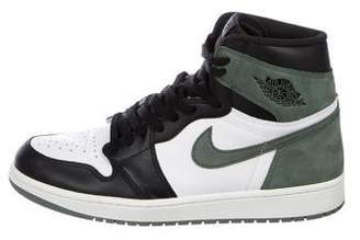 Nike Jordan 1 Retro High Clay Green Sneakers