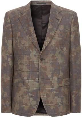 Stella McCartney Bobby Checked Jacket