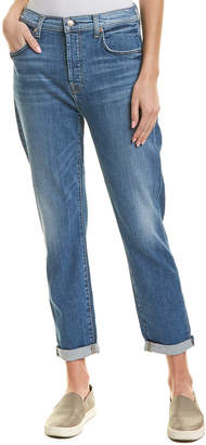 7 For All Mankind Seven 7 Josefina Powder High-Rise Straight Crop