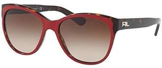 Ralph Lauren Sunglasses Women's Acetate Woman Cateye Sunglasses