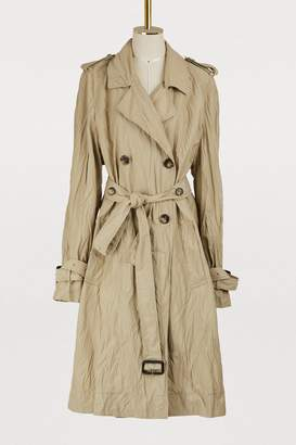 J.W.Anderson Crinkle trench coat