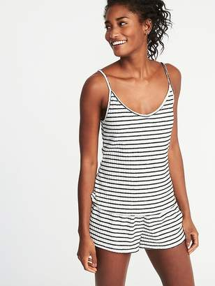 Old Navy Semi-Fitted Lounge Cami for Women