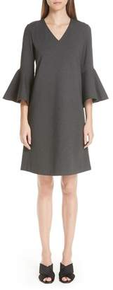 Lafayette 148 New York Holly Flare Cuff Dress (Nordstrom Exclusive)