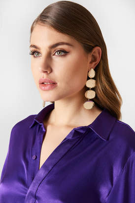 Tranloev Multi Hanging Structured Earrings