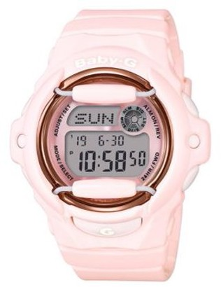 Casio Shock, Magnetic & Water Resistant Digital Strap Watch