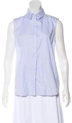 J.W.Anderson Sleeveless Striped Top