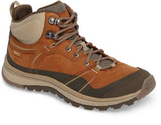 Keen Terradora Leather Waterproof Hiking Boot