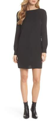 Chelsea28 V-Back Shift Dress