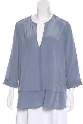 Rory Beca Silk Long Sleeve Blouse w/ Tags