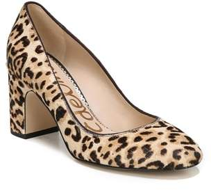 Sam Edelman Junie Genuine Calf Hair Pump