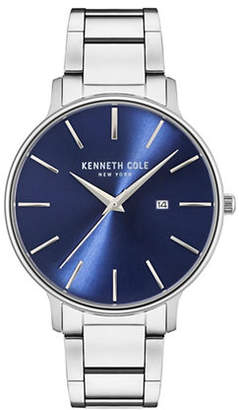 Kenneth Cole New York Analog KC15059003 Stainless Steel Bracelet Watch