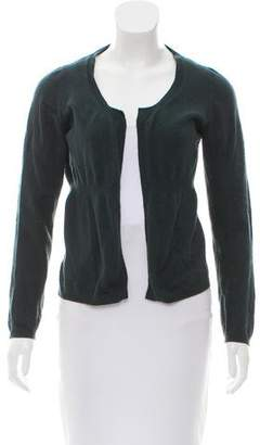 Marni Cashmere Open Front Cardigan