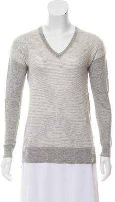 Vince Cashmere Long Sleeve Sweater