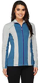 Denim & Co. Active Color-Block Jacket