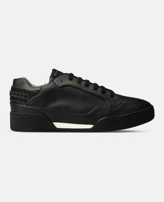 Stella McCartney black alter nappa chain sneakers