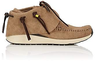 Visvim Men's FBT Suede Moccasin Sneakers