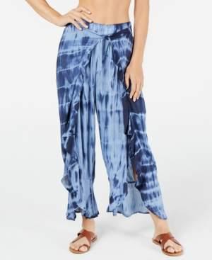 Raviya Tie-Dye Cover-Up Pants Women's Swimsuit