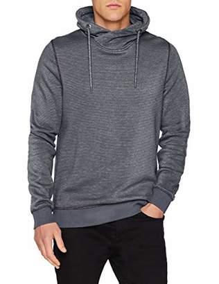 Tom Tailor Men's Sweatpullover Mit Großem Stehkragen Sweatshirt,Small