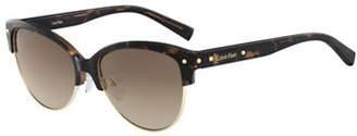 Calvin Klein White Label Square 54 mm Sunglasses