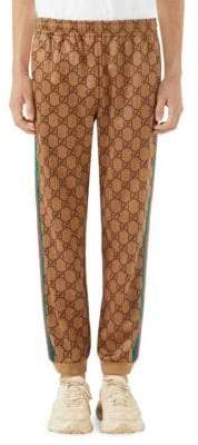 Gucci Jersey Jogger Pants