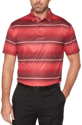 PGA Tour TOUR Short Sleeve Stripe Polo Shirt
