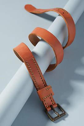 Anthropologie Lizzie Studded Belt