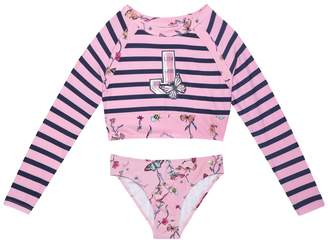 Juicy Couture Juicy Butterfly Swim Top & Bottom Set for Girls
