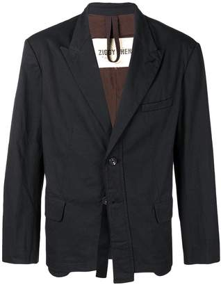 Ziggy Chen structured blazer