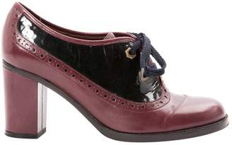 Marc by Marc Jacobs Leather lace ups