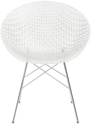 Kartell Matrix Chair - Crystal/Chrome
