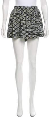 Thakoon High-Rise Mini Shorts