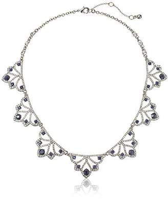 "Carolee The Cloisters"" The Cloisters Crystal Frontal Necklace"
