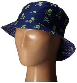 San Diego Hat Company Kids Reversible Sublimated Fishermans Bucket Hat Bucket Caps