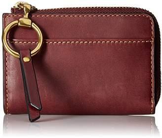 Frye Ilana Harness Small Zip Wallet Antique Veg Tan Wallet